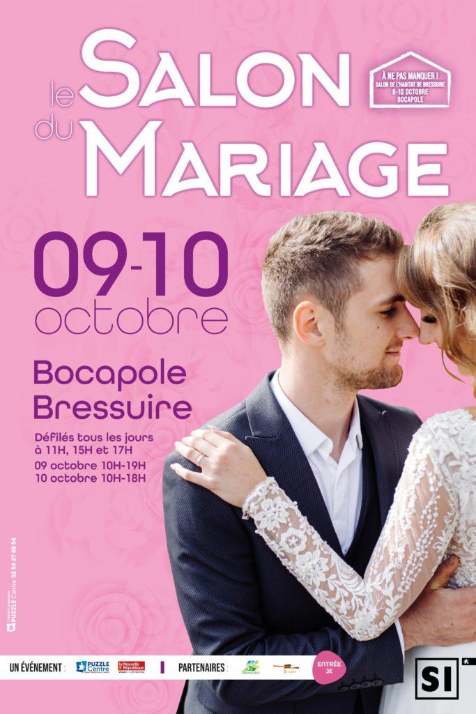 Affiche salon du mariage 2021